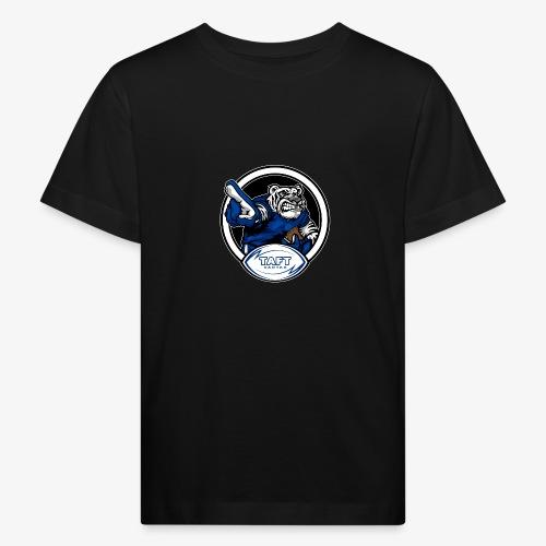 4769739 126934379 white tiger orig - Lasten luonnonmukainen t-paita
