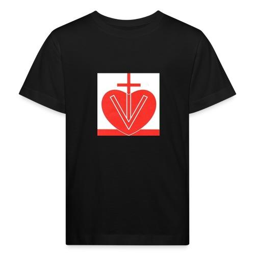 Visk stor - Ekologisk T-shirt barn