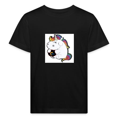 MIK Einhorn - Kinder Bio-T-Shirt