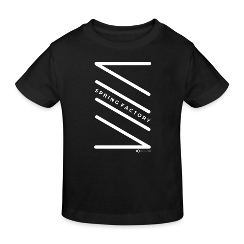 SPRING FACTORY WHITE - Kids' Organic T-Shirt