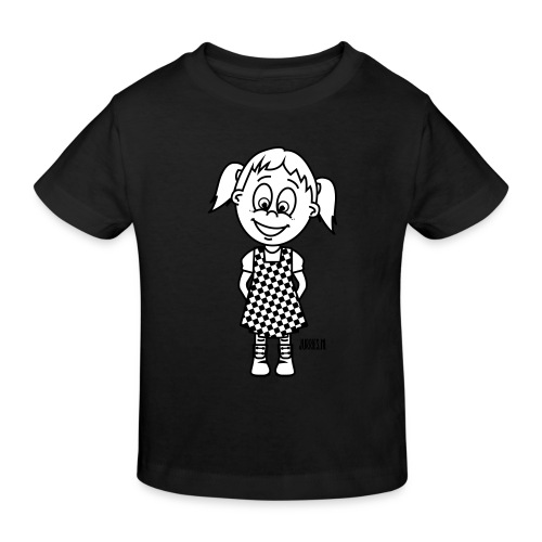 do-re-mi - Kinderen Bio-T-shirt