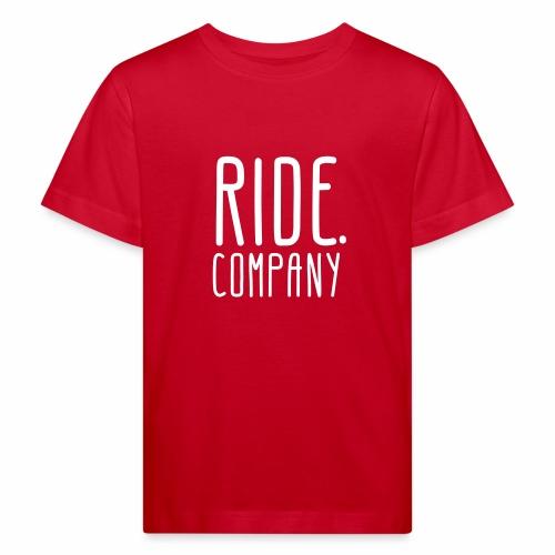 RIDE.company - just RIDE - Kinder Bio-T-Shirt