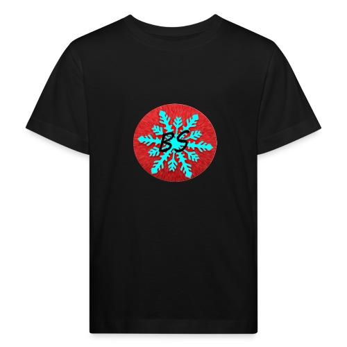 winter designs - Kinderen Bio-T-shirt