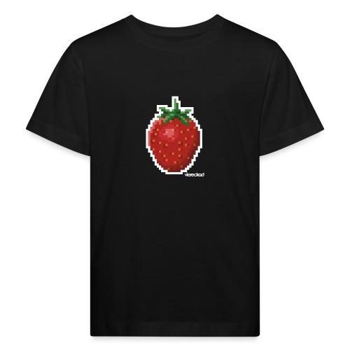 Erdbeer - Kinder Bio-T-Shirt
