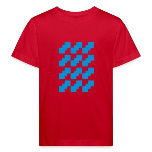 Fluid logo - Organic børne shirt