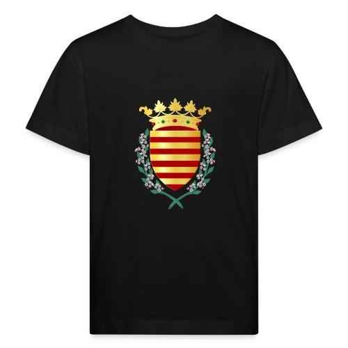 Wapenschild Borgloon - Kinderen Bio-T-shirt