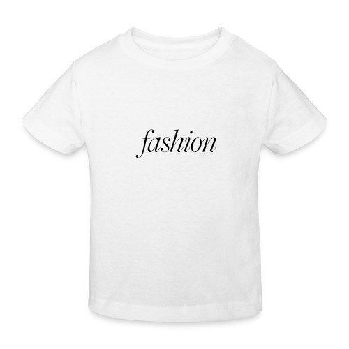 fashion - Kinderen Bio-T-shirt