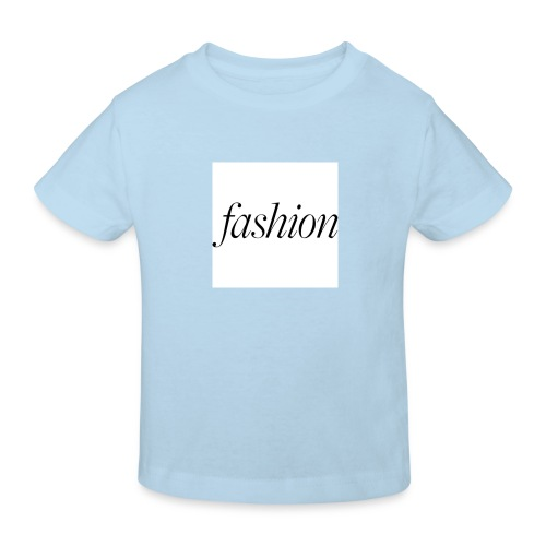 fashion - Kinderen Bio-T-shirt