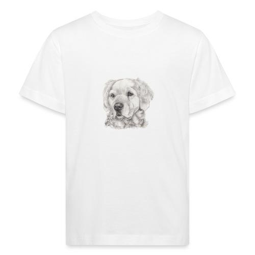 golden retriever - Organic børne shirt