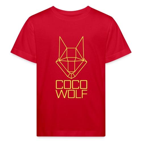 COCO WOLF - Kinder Bio-T-Shirt