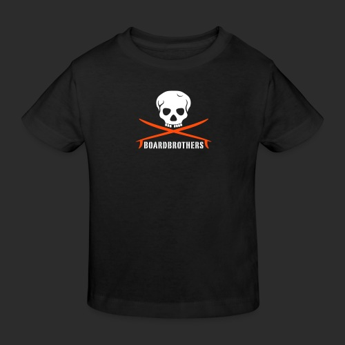 Brothersskull - Kinder Bio-T-Shirt