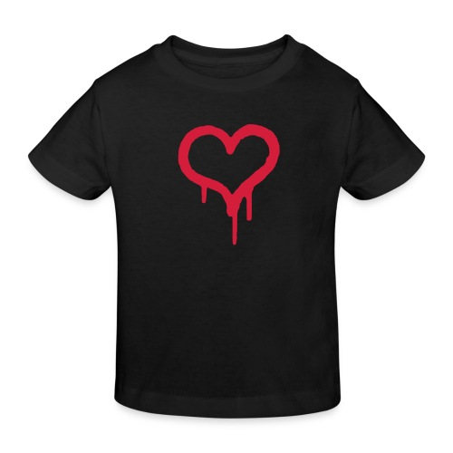 LOVE - Kinder Bio-T-Shirt