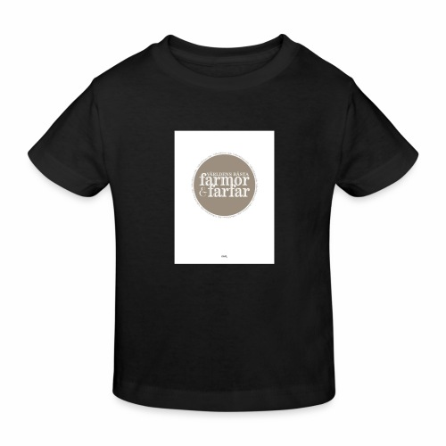 7597DD73 DF61 436F 9725 D1F86B5C2813 - Ekologisk T-shirt barn