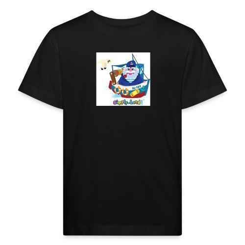 capitaine bateau - T-shirt bio Enfant