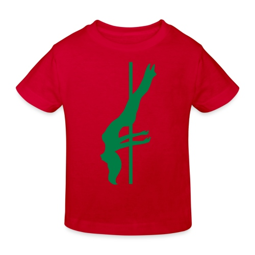 Pole Dance - Maglietta ecologica per bambini
