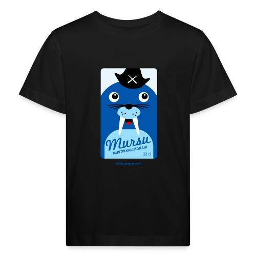 Mursu - Lasten luonnonmukainen t-paita