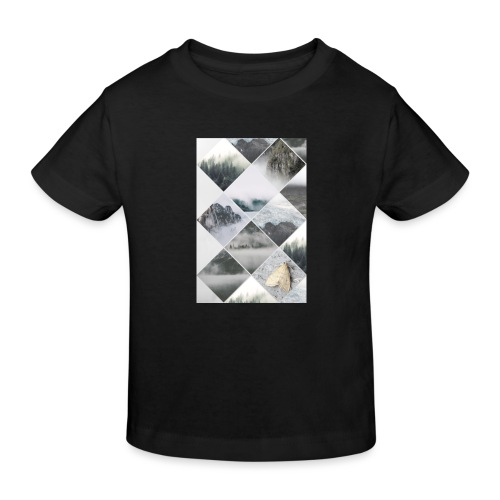 SKANDYNAWSKI SEN - Ekologiczna koszulka dziecięca