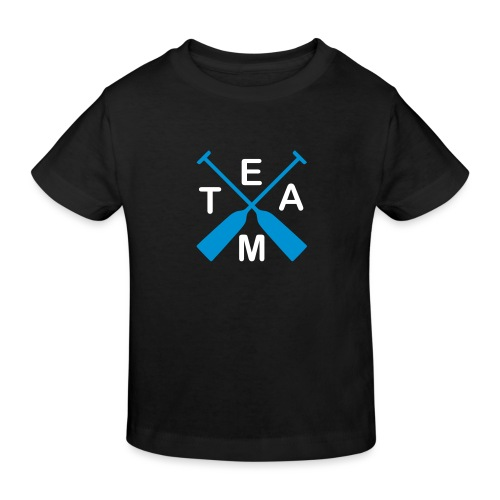 Drachenboot Team 2c - Kinder Bio-T-Shirt