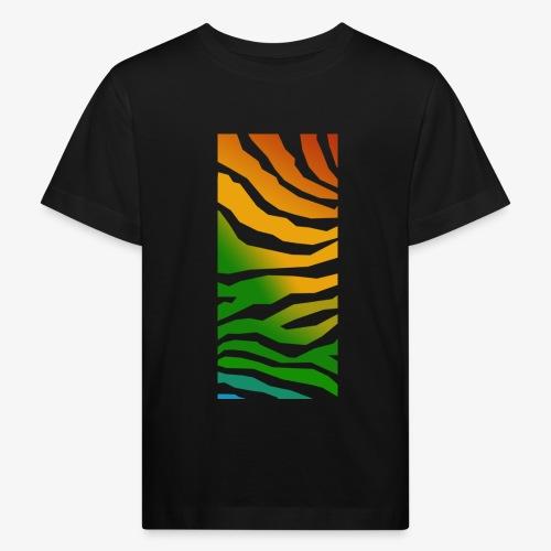 zebra - Ekologisk T-shirt barn