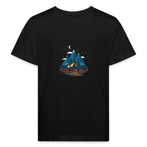 Into the wild - T-shirt bio Enfant