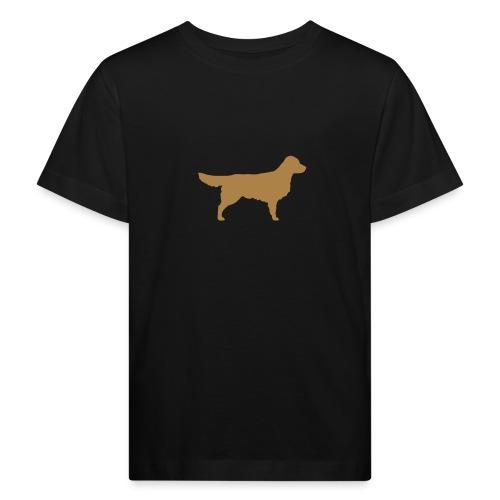 Golden Retriever - Kinder Bio-T-Shirt