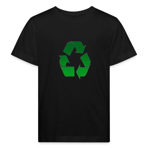 Recyclage - T-shirt bio Enfant