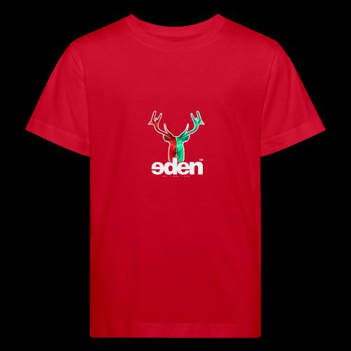 geweihbär EDEN - Kinder Bio-T-Shirt