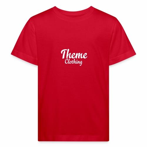 Theme Clothing Logo - Kids' Organic T-Shirt