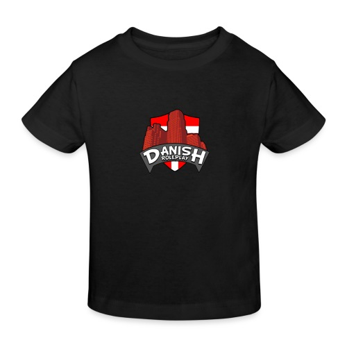 DanishRP Logo - Organic børne shirt