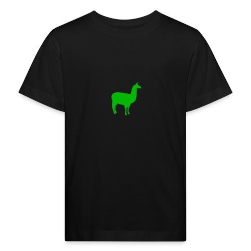Lama - Kinderen Bio-T-shirt