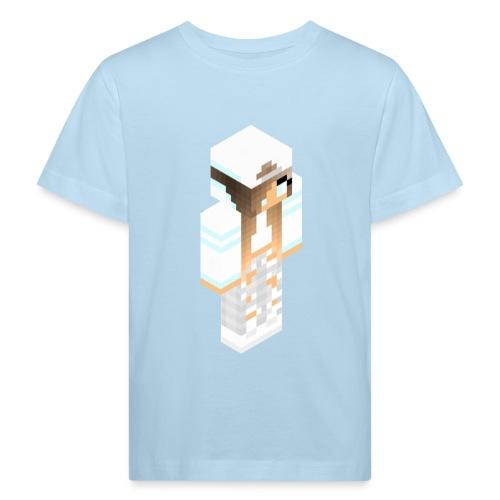 konijntjespower png - Kinderen Bio-T-shirt