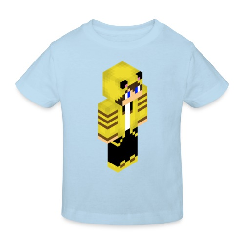 kaaseigenaar png - Kinderen Bio-T-shirt