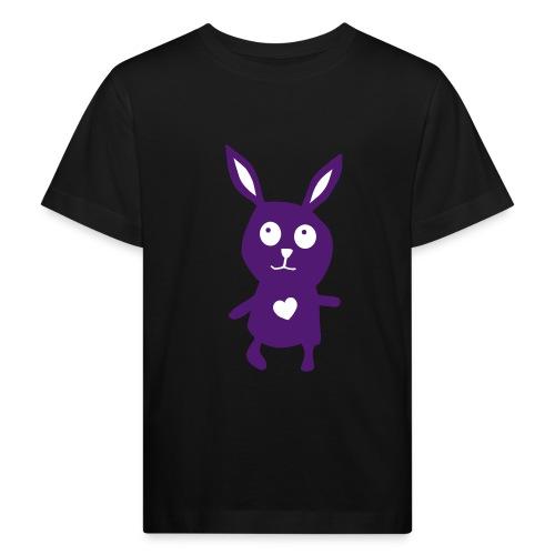 Häschen - Kinder Bio-T-Shirt