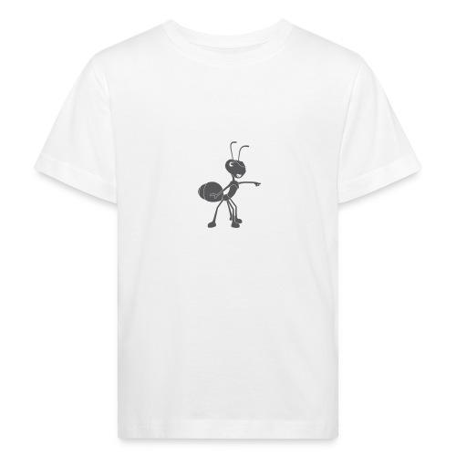 Mier wijzen - Kinderen Bio-T-shirt