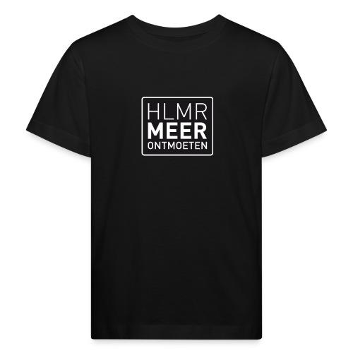 hlmr ontmoeten w op drukwer 500 - Kinderen Bio-T-shirt