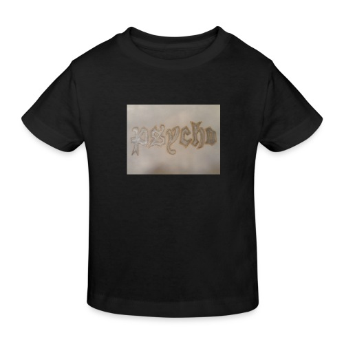 Simon Psycho Artist - Kinderen Bio-T-shirt