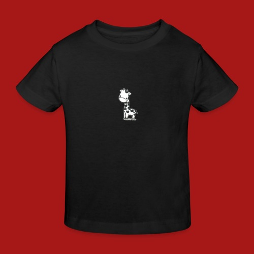 CuteBaby Giraf - Organic børne shirt