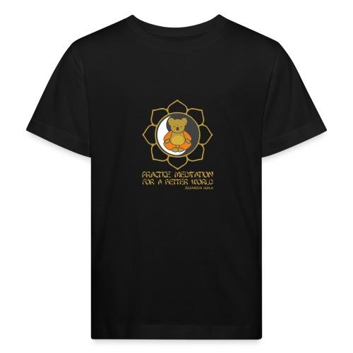 Buddha - Kinder Bio-T-Shirt