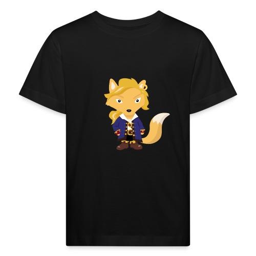 Renard Guybrush - T-shirt bio Enfant
