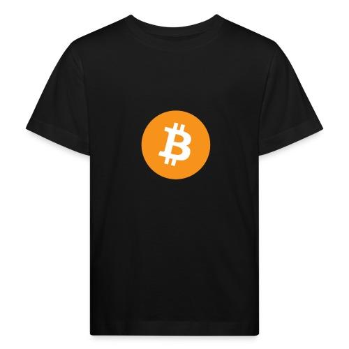 Bitcoin - Kinderen Bio-T-shirt