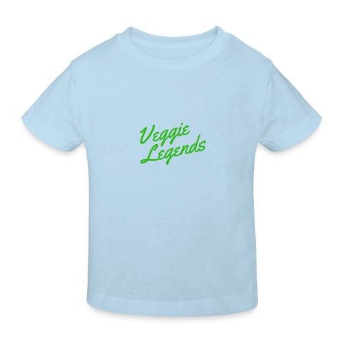 Veggie Legends - Kids' Organic T-Shirt