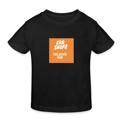 ekk - Kids' Organic T-Shirt