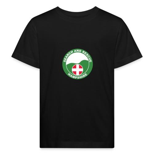 HANTSAR roundel - Kids' Organic T-Shirt
