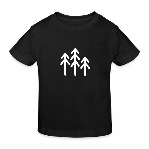 RIDE.company - just trees - Kinder Bio-T-Shirt
