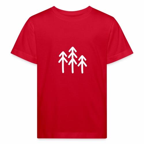 RIDE.company - just trees - Kinder Bio-T-Shirt