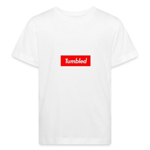Tumbled Official - Kids' Organic T-Shirt
