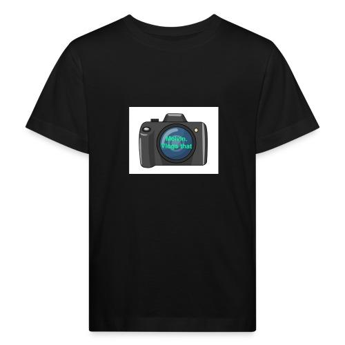 Melvin vlogs that merch - Kids' Organic T-Shirt