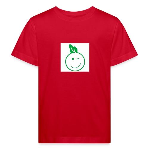 Eco Kids Head - Kinder Bio-T-Shirt