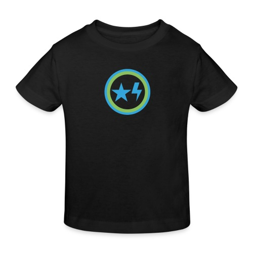 Étoile et éclair - T-shirt bio Enfant