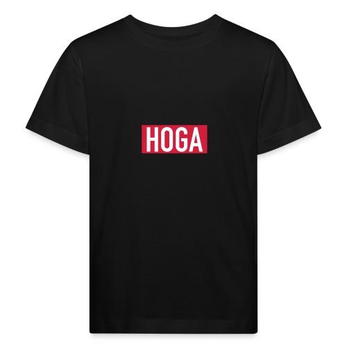 HOGAREDBOX - Økologisk T-skjorte for barn